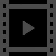 動画フィルムのアイコン素材